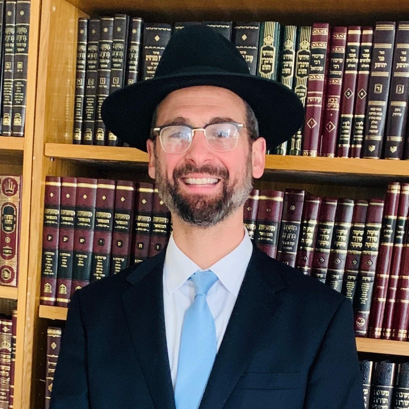 Rabbi Mendy Edelstein