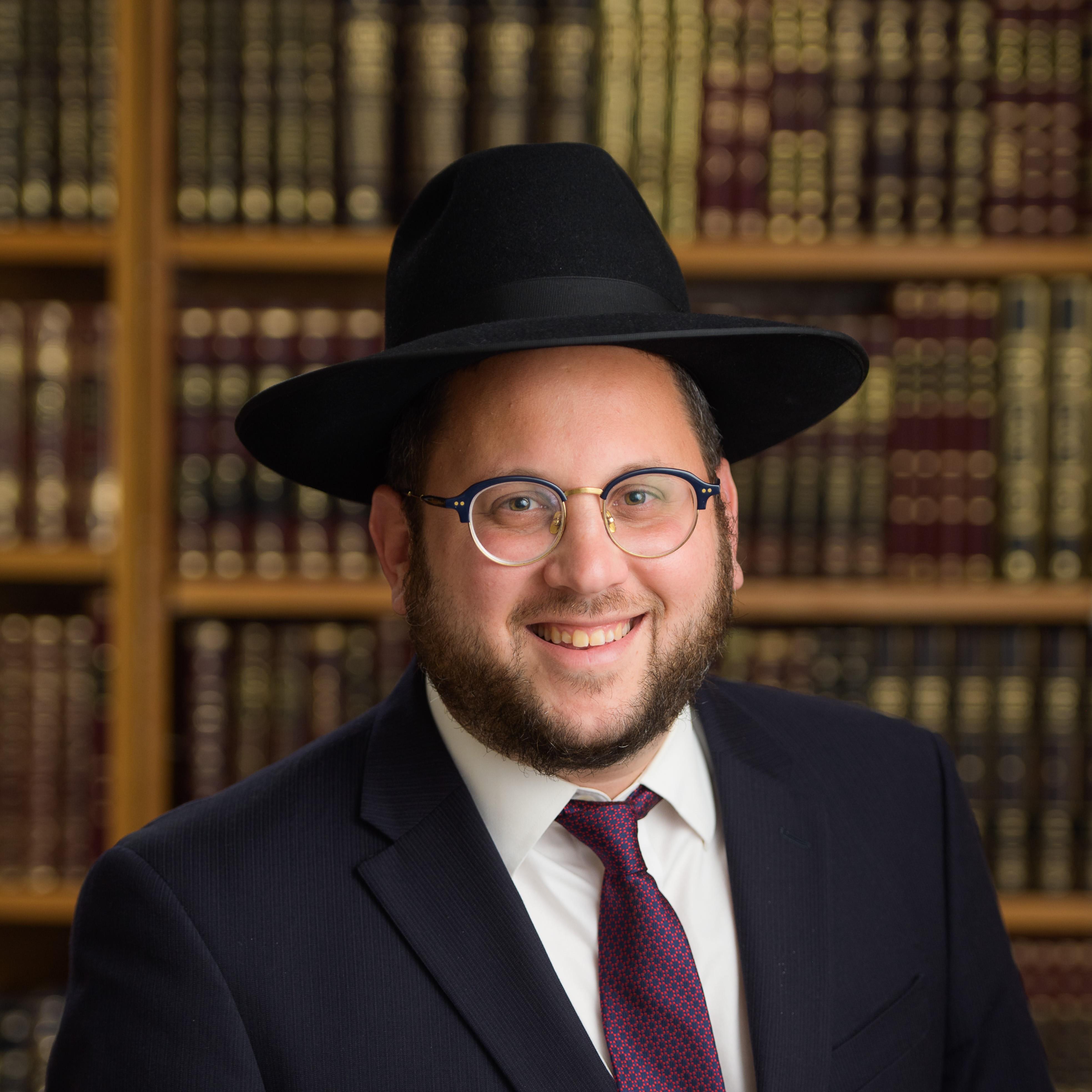 Rabbi Yoni Mitteldorf